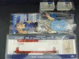 Nゲージ(1/150) 鉄道むすめコンテナコレクション(20ft) 貨車 フィギュアセット 米原はるか