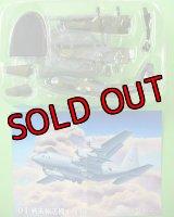 エフトイズ 1/300 戦闘機 名機の翼コレクション2 01.戦術輸送機 C-130 A.航空自衛隊(迷彩塗装)