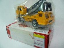 他の写真1: トミカ No.66 三菱ふそう トラック クレーン 中古品