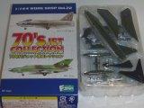 エフトイズ 1/144戦闘機 70年代ジェット機コレクション 01S ライトニングF Mk.6 シークレット イギリス空軍 第92飛行隊