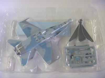 画像3: エフトイズ 1/144戦闘機 アクロチームコレクション2 F/A-18 ホーネット S.アメリカ海軍 アドバーサリー飛行隊VFC-12 シークレット