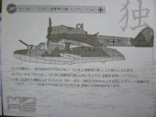 他の写真2: アルジャーノンプロダクト(カフェレオ) 1/144戦闘機 ビッグバード BIG BIRD 第5弾 上巻 Bv138C-1 125洋上偵察飛行隊(ウェザリングver.) アルジャーノンプロダクトストア限定