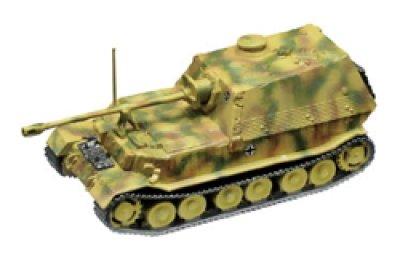 画像1: エフトイズ 1/144戦車 バトルタンクキットコレクション Vol.3 ドイツ軍 エレファント A.第653重戦車駆逐大隊第2中隊