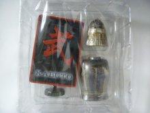 他の写真2: 武 IV 世界の兜 コレクション アイアンアーマー+トーテンコップ[シルバー]