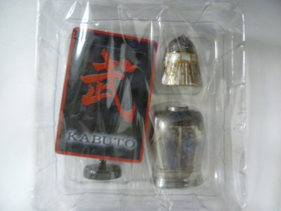 画像2: 武 IV 世界の兜 コレクション アイアンアーマー+トーテンコップ[シルバー]