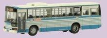 他の写真2: Nゲージ(1/150) ザ・バスコレクション 13弾 三菱ふそうMP218K 富山地方鉄道 箱無し