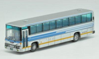 画像1: Nゲージ(1/150) ザ・バスコレクション 17弾 日野ブルーリボン 岩手急行バス