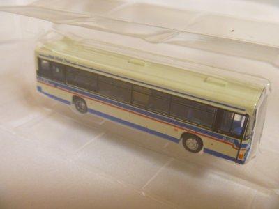 画像4: Nゲージ(1/150) ザ・バスコレクション 18弾 日野レインボーHR 川崎鶴見臨港バス