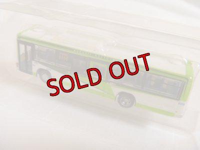 画像3: Nゲージ(1/150) ザ・バスコレクション 18弾 いすゞエルガワンステップ 国際興業バス