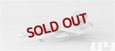 画像2: アルジャーノンプロダクト(カフェレオ) 1/144戦闘機 Jウイング Jwings4 +Brava 04 F/A18-C HORNET VFA-97 WARHAWKS 2008(Low Visibility) ホーネット