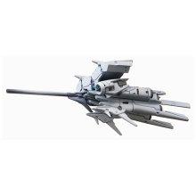 他の写真3: コスモフリートコレクション 機動戦士ガンダム ACT-7 1 アルビオン ガンダム試作1号機