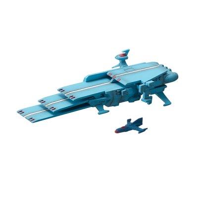 画像1: コスモフリートコレクション 宇宙戦艦ヤマト -イスカンダル激闘編- 三段空母(第3空母)/雷撃機付属