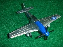 他の写真2: チョコエッグ 戦闘機 アメリカ編 115 P-51 マスタング 彩色違いver.