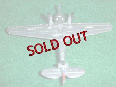 画像4: チョコエッグ 戦闘機 アメリカ編 116 P-36 カーチス P-36 ホーク