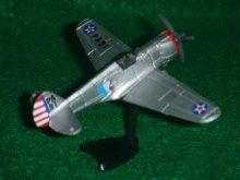 他の写真2: チョコエッグ 戦闘機 アメリカ編 116 P-36 カーチス P-36 ホーク