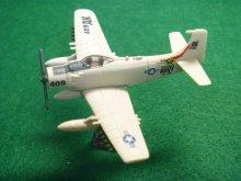 他の写真2: チョコエッグ 戦闘機 アメリカ編 119 A-1 ダグラス A-1 スカイレイダー