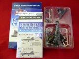 エフトイズ 1/144戦闘機 ユーロジェットコレクション2 2-S JAS39A グリペン 試作2号機「ブラックビューティ」シークレット