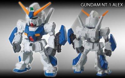画像1: FW GUNDAM CONVERGE7(ガンダムコンバージ7) 42.RX-78 NT-1 ALEX