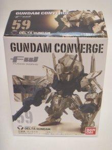 他の写真2: FW GUNDAM CONVERGE10(ガンダムコンバージ10) 59.MSN-OO1 デルタガンダム
