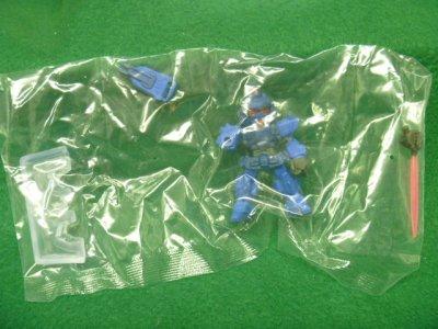 画像3: FW GUNDAM CONVERGE15(ガンダムコンバージ15) 93. RX-79BD-1 BLUE DESTINY UNIT 1 ブルーディスティニー1号機 SPシークレット