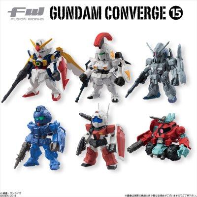 画像2: FW GUNDAM CONVERGE15(ガンダムコンバージ15) 93. RX-79BD-1 BLUE DESTINY UNIT 1 ブルーディスティニー1号機
