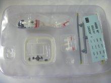 他の写真2: エフトイズ 1/144戦闘機 ヘリボーンコレクション 6 02 EC135 a.ドクターヘリ
