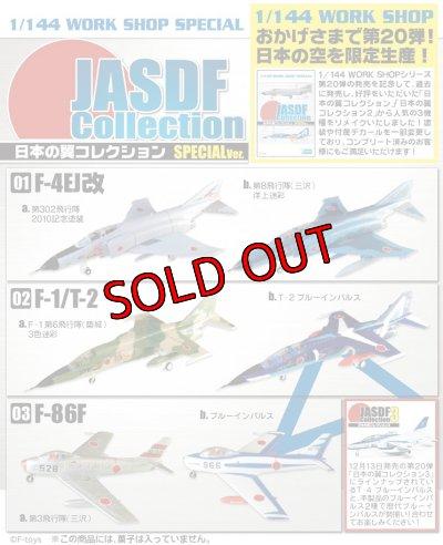 画像3: エフトイズ 1/144戦闘機 日本の翼コレクションSP F-4EJ改 01a.第302飛行隊 2010記念塗装