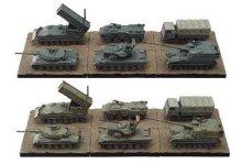 他の写真1: ザッカ 1/144 自衛隊制式装備コレクションVol.2 13種類セット