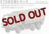 アオシマ 自衛隊名鑑 第1弾 1/144 73式大型トラック編 73式大型トラック