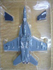 他の写真2: アルジャーノンプロダクト(カフェレオ) 1/144戦闘機 Jウイング Jwings4 40.F/A-18F SUPER HORNET VFA-103 JOLLY ROGERS(Low Visibility) スーパーホーネット