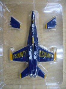 他の写真2: アルジャーノンプロダクト(カフェレオ) 1/144戦闘機 Jウイング Jwings4 44.F/A-18A HORNET BLUE ANGELS ホーネット ブルーエンジェル