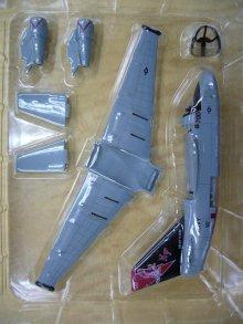 他の写真2: アルジャーノンプロダクト(カフェレオ) 1/144戦闘機 Jウイング Jwings4 49.S-3B VIKING VS-21 FIGHTING REDTAILS ヴァイキング