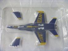 他の写真3: アルジャーノンプロダクト(カフェレオ) 1/144戦闘機 Jウイング Jwings4 51(B)16.F/A-18E BLUE ANGELS No.7 ブルーエンジェル シークレット