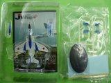 アルジャーノンプロダクト(カフェレオ) 1/144戦闘機 Jウイング 第5弾 Jwings5 60. T-4 第4航空団 第11飛行隊 ブルーインパルス50周年記念