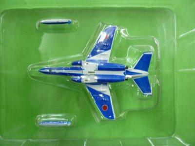 画像3: アルジャーノンプロダクト(カフェレオ) 1/144戦闘機 Jウイング 第5弾 Jwings5 60. T-4 第4航空団 第11飛行隊 ブルーインパルス50周年記念