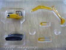 他の写真1: Nゲージ(1/150) ニッポンの建設機械 コマツ 油圧ショベル PC200-8 A