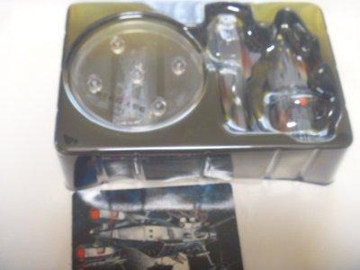 画像1: 宇宙戦艦ヤマト メカニカルコレクション PART.2 無人艦隊大型艦ダメージカラー