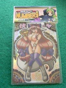 他の写真2: NUMBER9 自作カード 伏姫マーヤ 脱衣 A