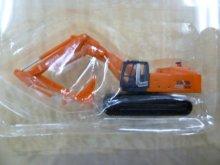 他の写真2: Nゲージ(1/150) 建設機械コレクション Vol.2 日立ZX480LCK-3 バックホウ仕様機 オレンジ