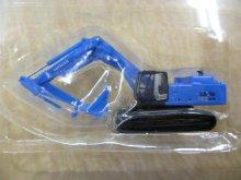 他の写真2: Nゲージ(1/150) 建設機械コレクション Vol.2 日立ZX480LCK-3 バックホウ仕様機 ブルー