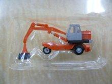 他の写真2: Nゲージ(1/150) 建設機械コレクション Vol.2 油谷ショベル TY45 オレンジ