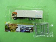 他の写真1: Nゲージ(1/150) トラックコレクション 7弾 いすゞギガ キユーソー便 冷蔵パネルバン