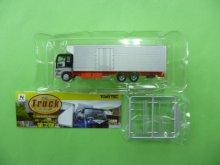 他の写真1: Nゲージ(1/150) トラックコレクション 7弾 いすゞギガ 一般営業用 冷蔵パネルバン