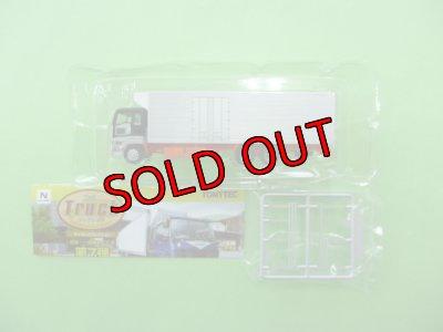 画像2: Nゲージ(1/150) トラックコレクション 7弾 いすゞギガ 一般営業用 冷蔵パネルバン