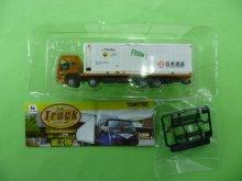 他の写真1: Nゲージ(1/150) トラックコレクション 7弾 いすゞギガ 日本通運 31ft冷凍コンテナ