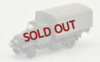画像1: Nゲージ(1/150) トラックコレクション 8弾 自衛隊2 1/2t カーゴトラック