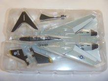 他の写真2: エフトイズ 1/144戦闘機 艦載機コレクション U.S.NAVY 01 F-14A トムキャット S.第84戦闘飛行隊 空母ニミッツ搭載 シークレット