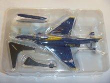 """他の写真2: エフトイズ 1/144戦闘機 艦載機コレクション U.S.NAVY 02 F-4J ファントムII b.アクロバットチーム """"ブルーエンジェルズ"""""""