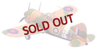 画像1: エフトイズ 1/144戦闘機 ウイングキットコレクション Vol.9 01 バッファロー A B-339Eイギリス空軍 第34飛行隊