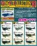 画像4: エフトイズ 1/144戦闘機 ウイングキットコレクション Vol.10 03 SBDドーントレス C SBD-5 ニュージーランド空軍 外箱なし (4)